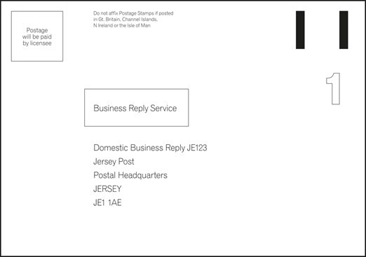 Response Services Jersey Post